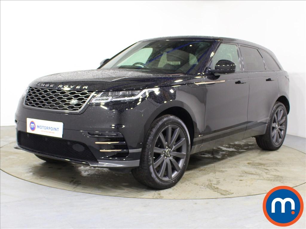 Land Rover Range Rover Velar R-Dynamic HSE - Stock Number 1089019 Passenger side front corner
