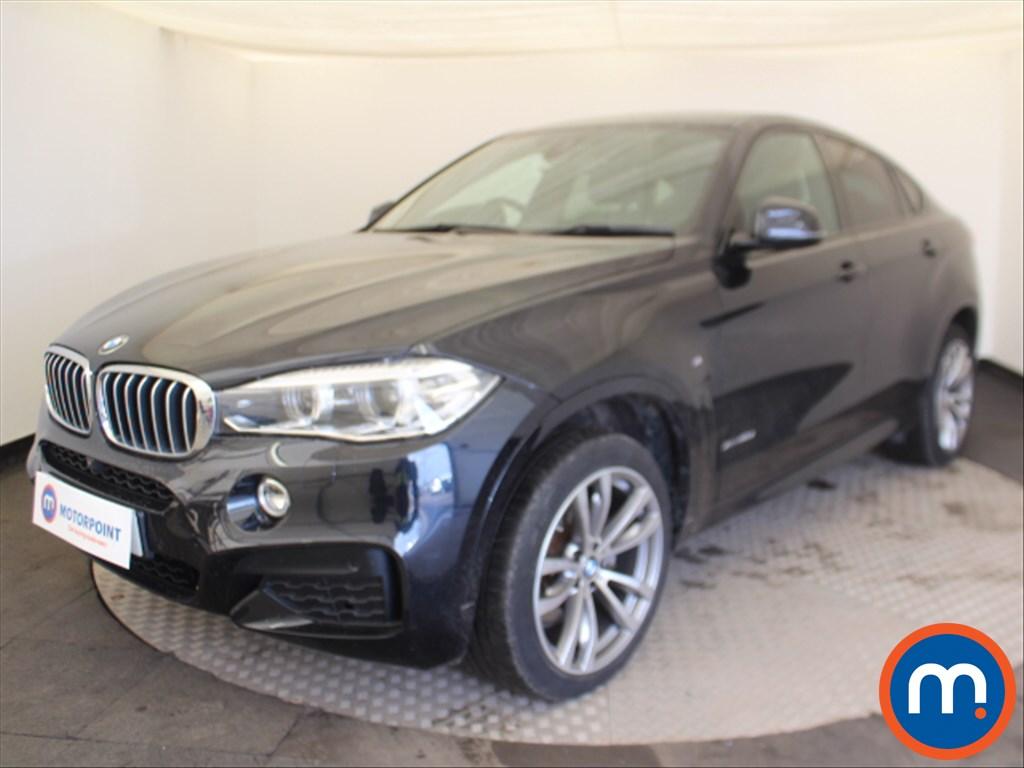 BMW X6 M Sport - Stock Number 1090417 Passenger side front corner