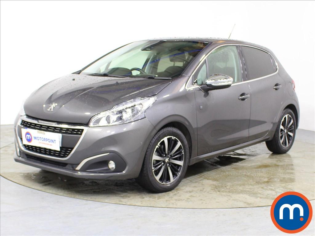 Peugeot 208 Tech Edition - Stock Number 1087495 Passenger side front corner