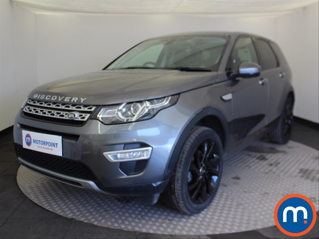 Land Rover Discovery Sport HSE Luxury - Stock Number 1092608 Passenger side front corner