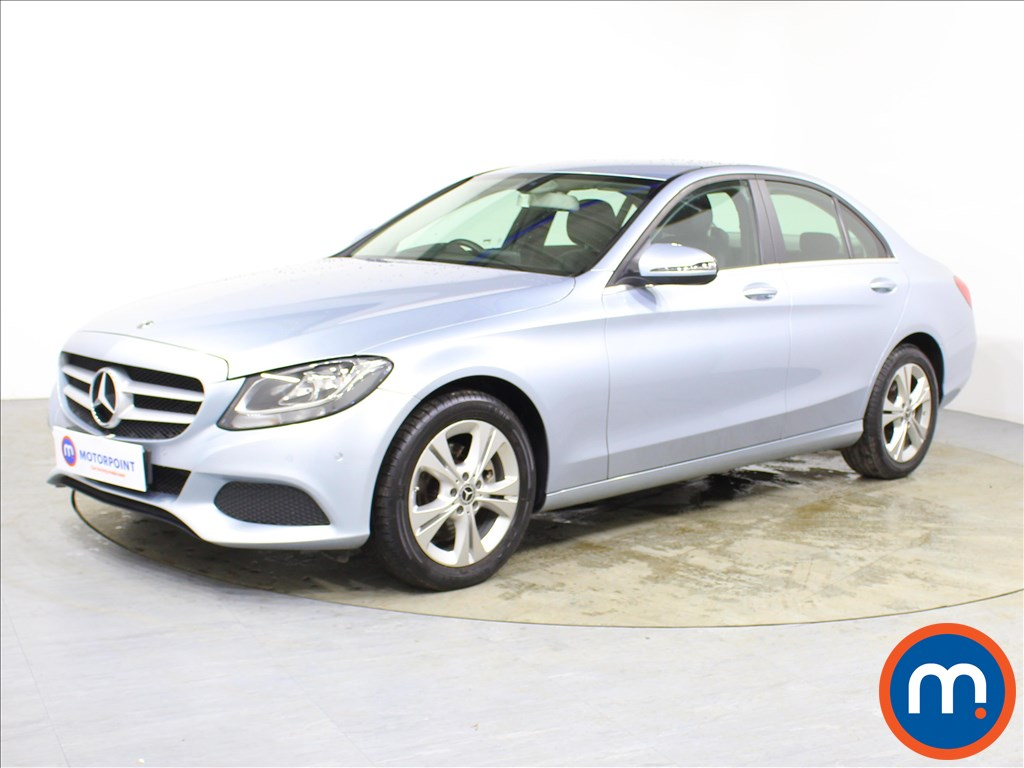 Mercedes-Benz C Class SE Executive Edition - Stock Number 1090031 Passenger side front corner