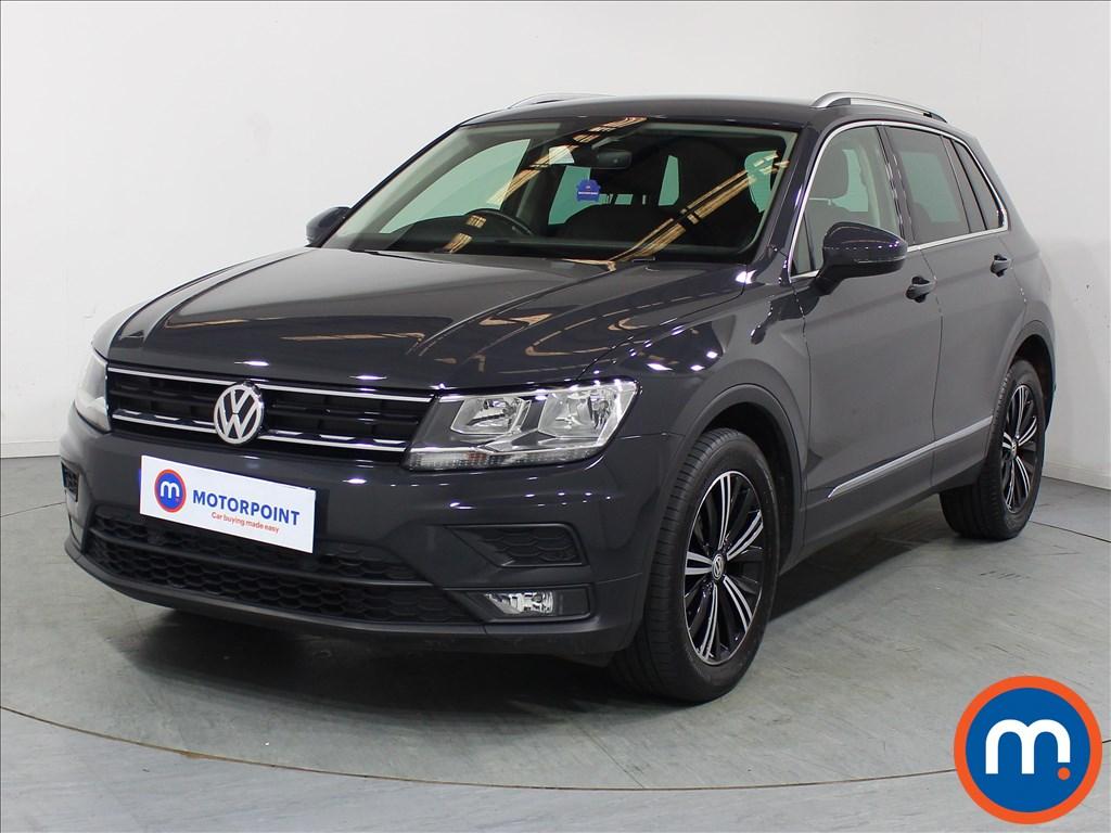 Volkswagen Tiguan SE Nav - Stock Number 1093511 Passenger side front corner