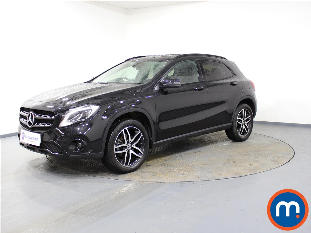 Mercedes-Benz Gla Class Urban Edition - Stock Number 1091262 Passenger side front corner