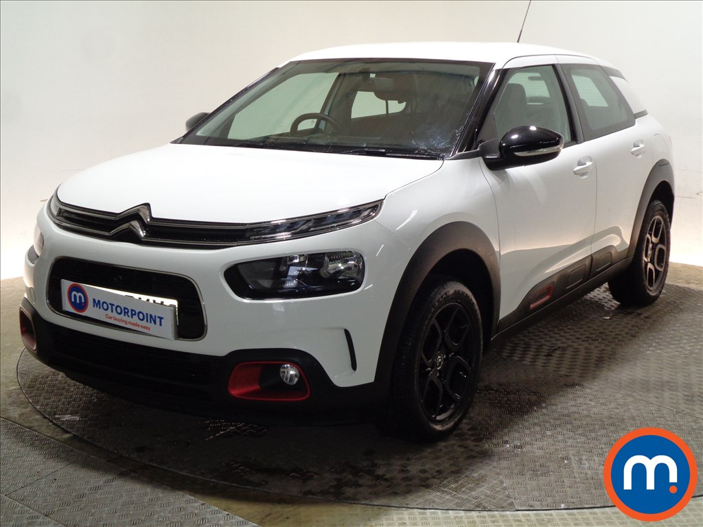 Citroen C4 Cactus Feel Edition - Stock Number 1093842 Passenger side front corner