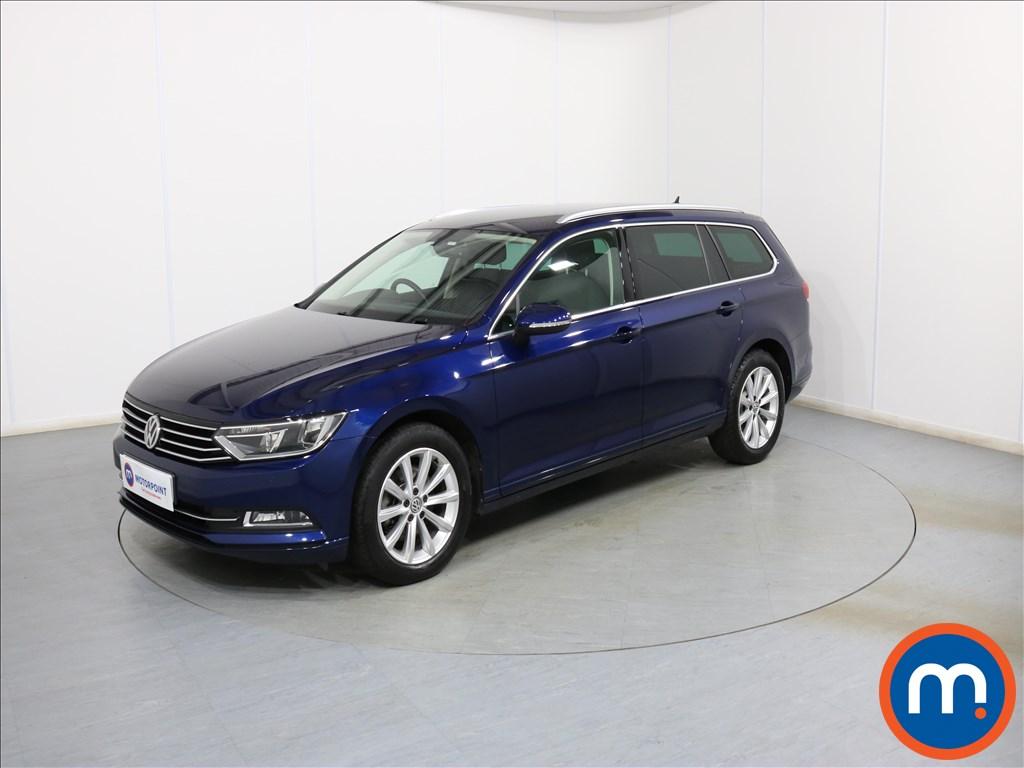 Volkswagen Passat SE Business - Stock Number 1093509 Passenger side front corner