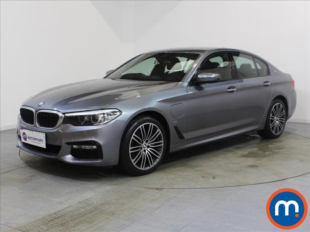 BMW 5 Series M Sport - Stock Number 1089234 Passenger side front corner