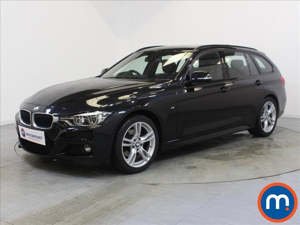 BMW 3 Series M Sport - Stock Number 1089654 Passenger side front corner