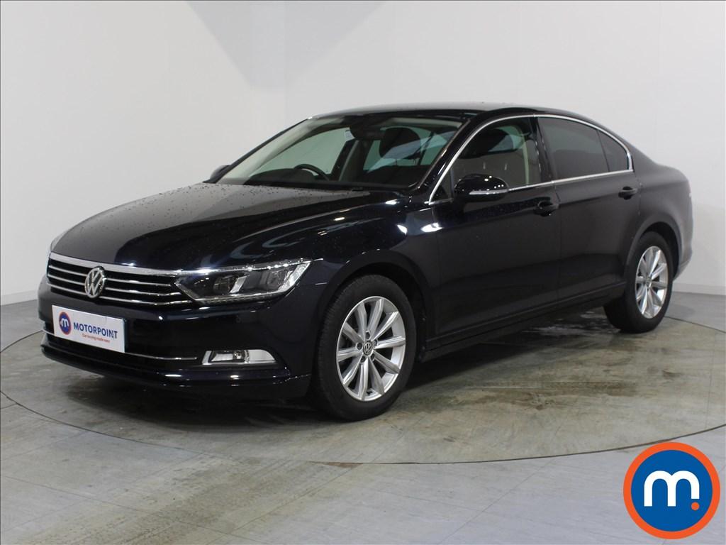 Volkswagen Passat SE Business - Stock Number 1087413 Passenger side front corner
