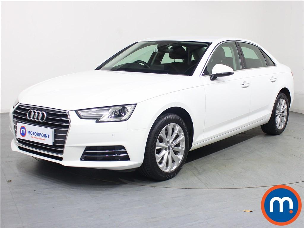 Audi A4 SE - Stock Number 1090389 Passenger side front corner
