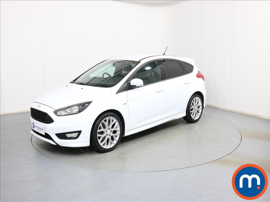 Ford Focus ST-Line - Stock Number 1092894 Passenger side front corner