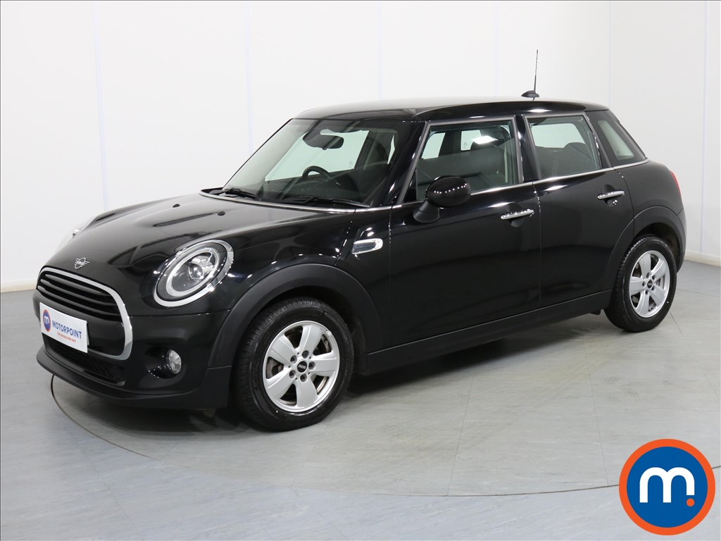 Mini Hatchback Cooper - Stock Number 1089715 Passenger side front corner