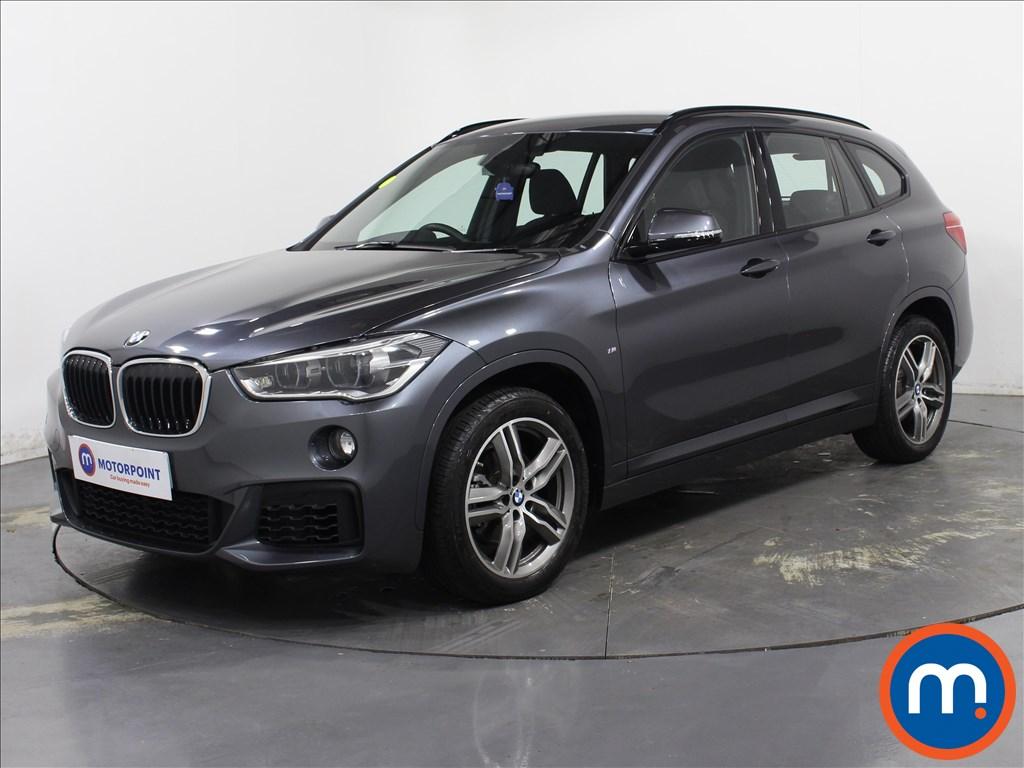 BMW X1 M Sport - Stock Number 1087295 Passenger side front corner