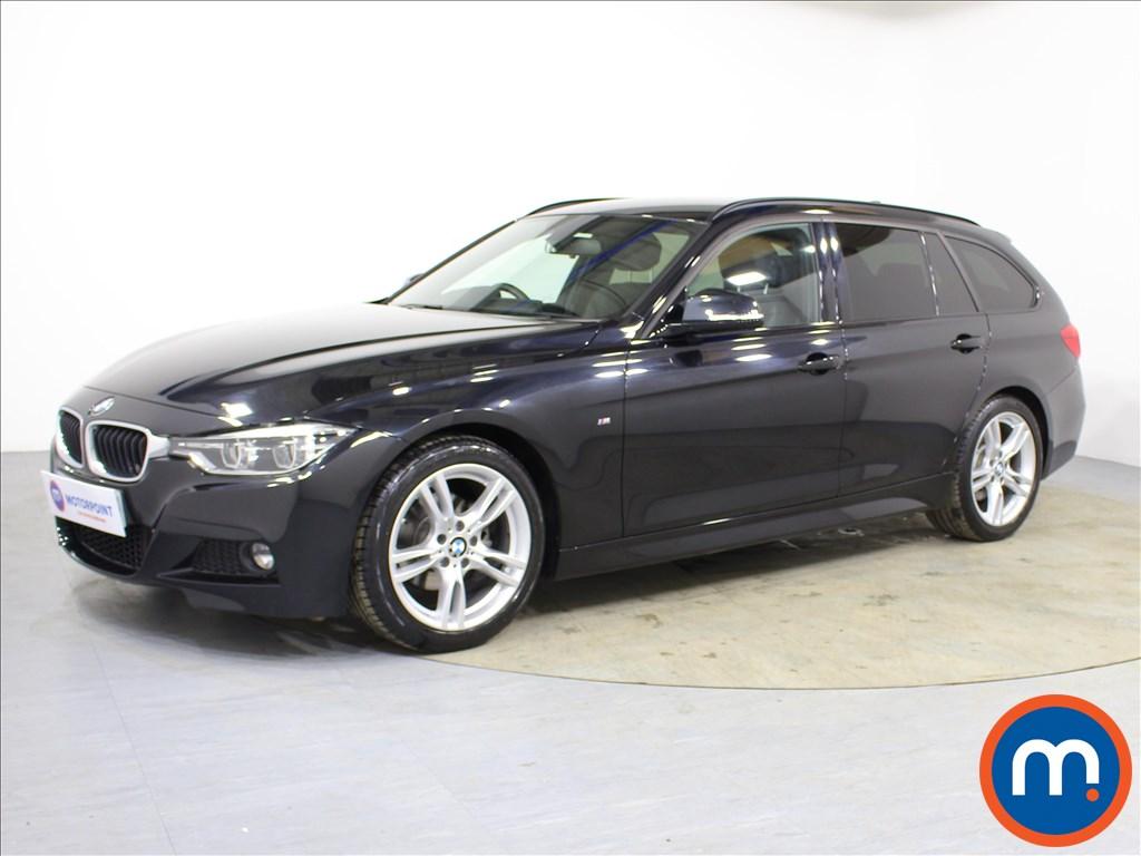 BMW 3 Series M Sport - Stock Number 1084396 Passenger side front corner