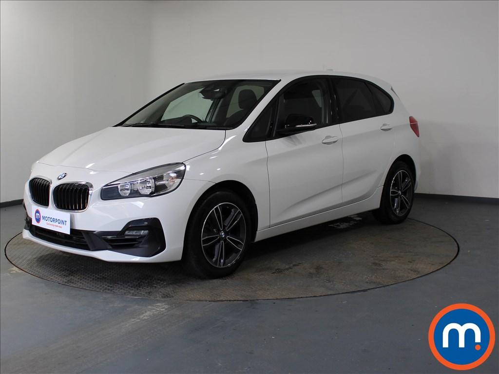 BMW 2 Series Sport - Stock Number 1093043 Passenger side front corner