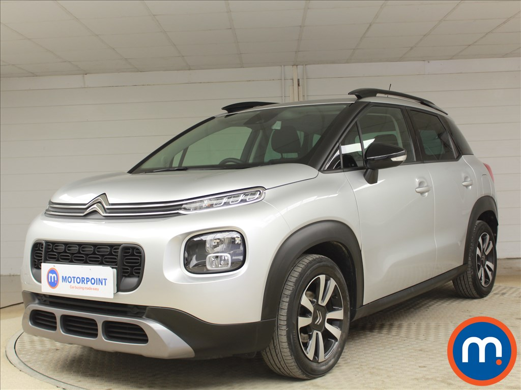 Citroen C3 Aircross Feel - Stock Number 1093007 Passenger side front corner