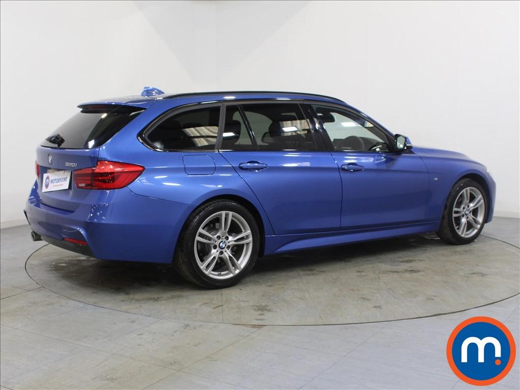 BMW 3 Series M Sport - Stock Number 1084392 Passenger side front corner