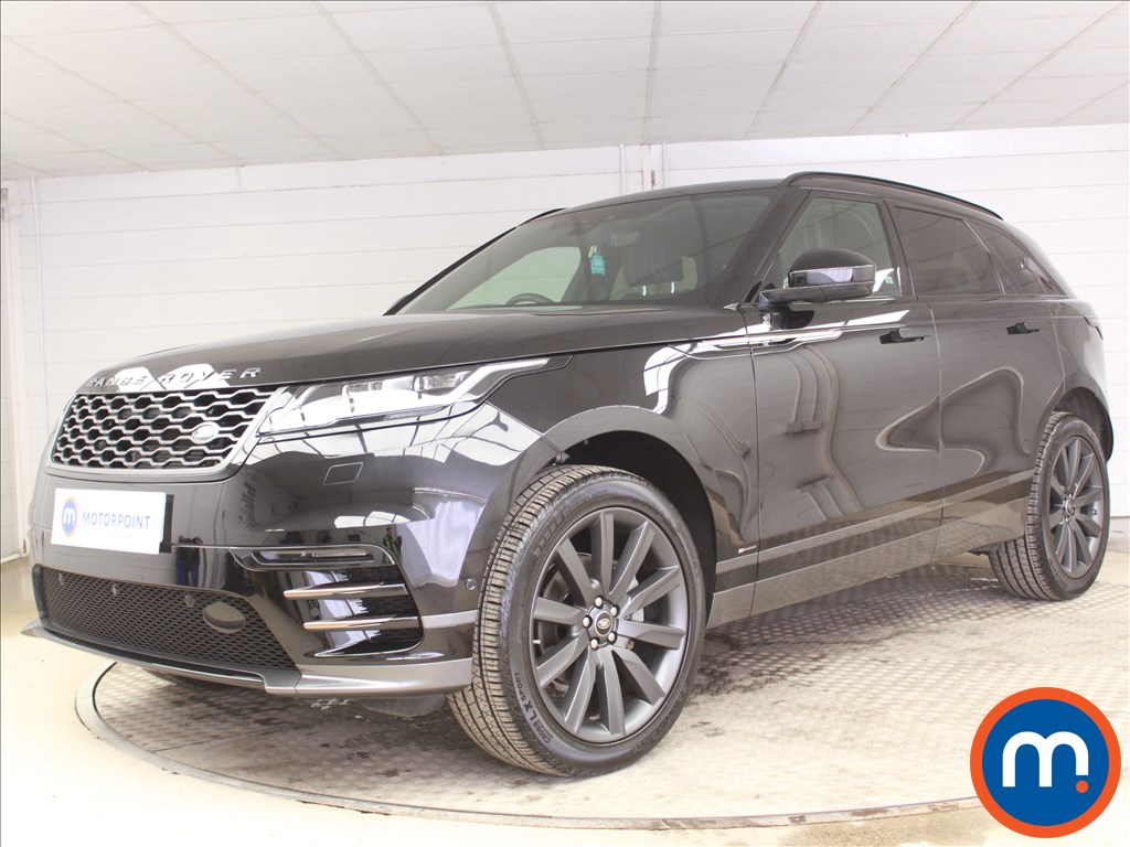 Land Rover Range Rover Velar R-Dynamic HSE - Stock Number 1085598 Passenger side front corner