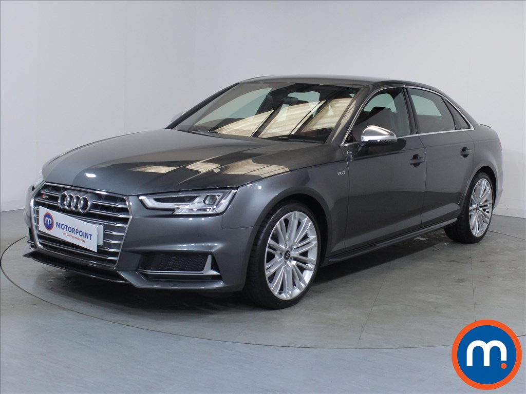Audi A4 S4 - Stock Number 1093497 Passenger side front corner