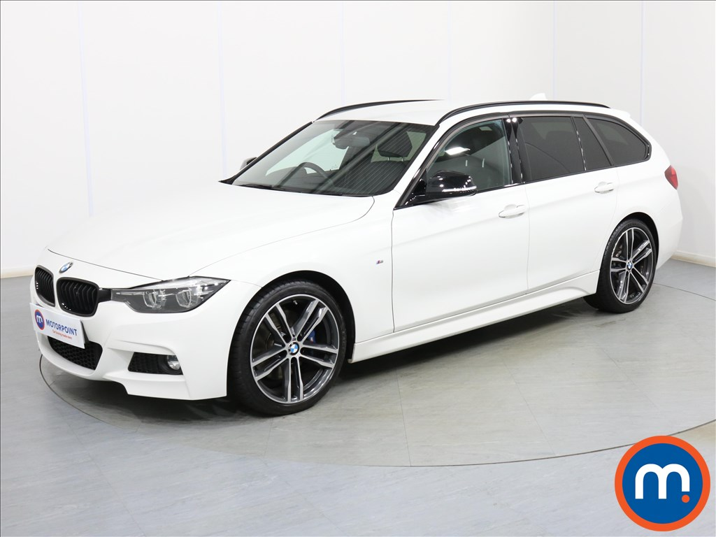 BMW 3 Series M Sport Shadow Edition - Stock Number 1090411 Passenger side front corner