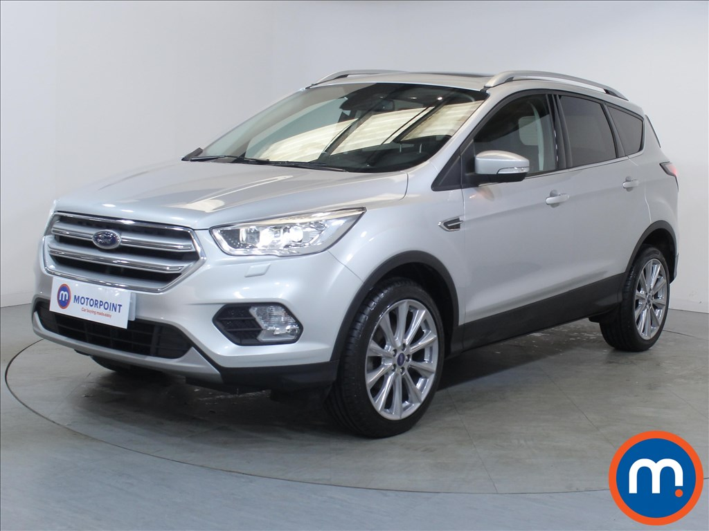 Ford Kuga Titanium X Edition - Stock Number 1089168 Passenger side front corner