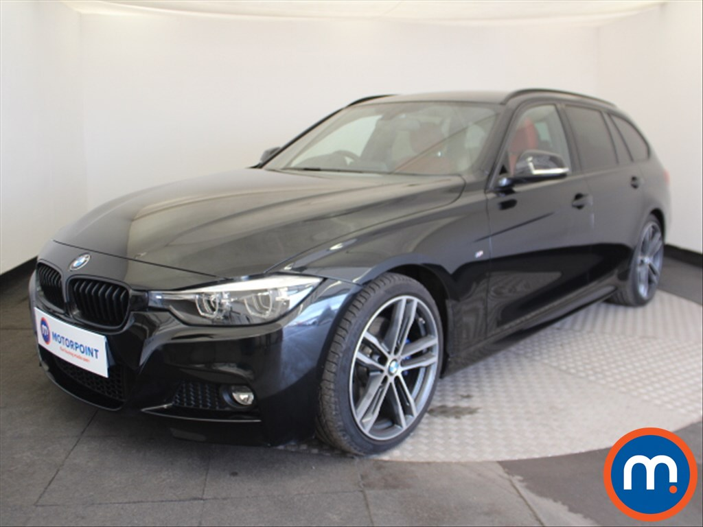 BMW 3 Series M Sport Shadow Edition - Stock Number 1095574 Passenger side front corner