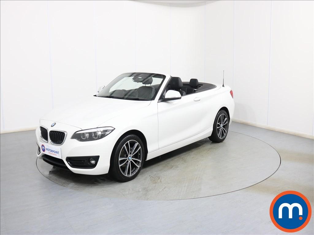 BMW 2 Series Sport - Stock Number 1094060 Passenger side front corner