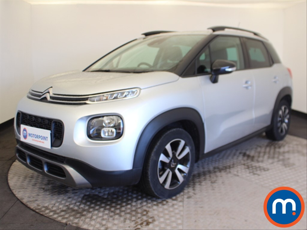Citroen C3 Aircross Feel - Stock Number 1093974 Passenger side front corner