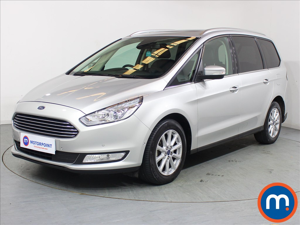 Ford Galaxy Titanium X - Stock Number 1090795 Passenger side front corner
