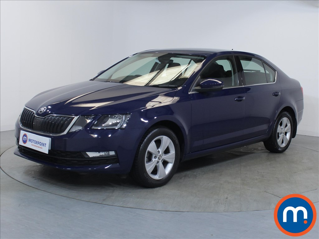 Skoda Octavia SE Technology - Stock Number 1093318 Passenger side front corner