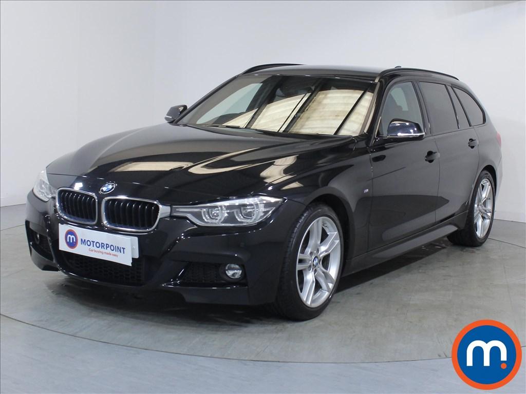 BMW 3 Series M Sport - Stock Number 1094414 Passenger side front corner