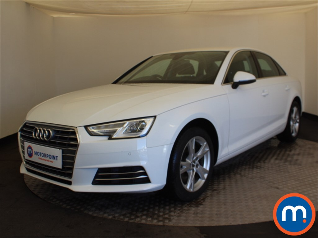 Audi A4 Sport - Stock Number 1093469 Passenger side front corner
