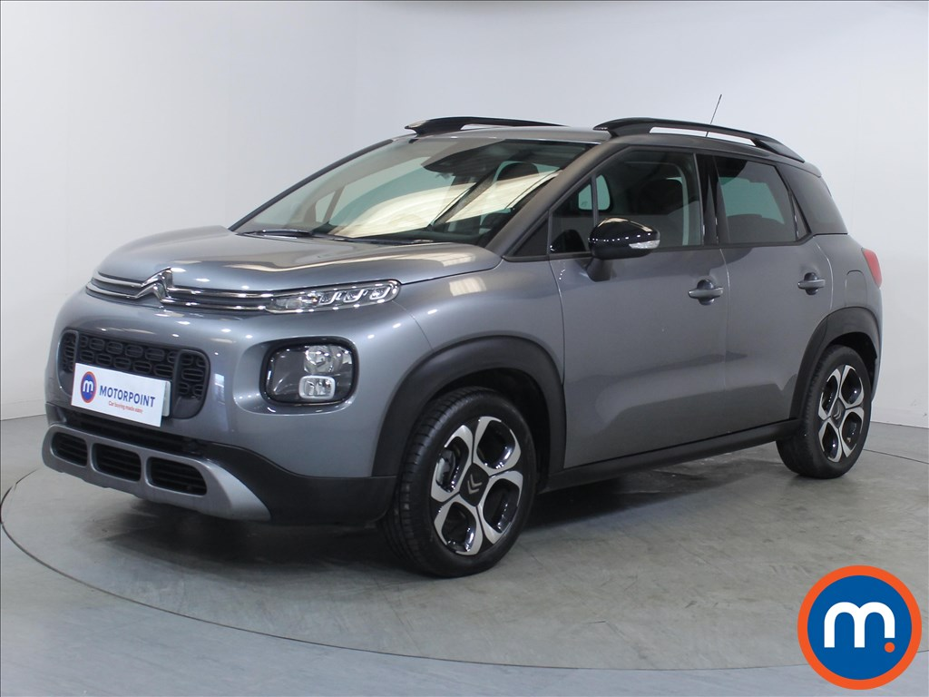Citroen C3 Aircross Flair - Stock Number 1091540 Passenger side front corner