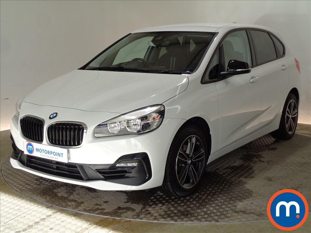 BMW 2 Series Sport - Stock Number 1093737 Passenger side front corner