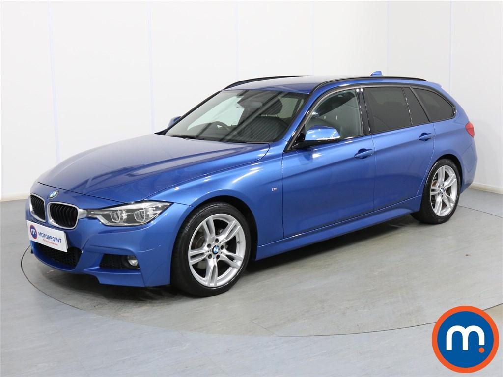 BMW 3 Series M Sport - Stock Number 1094533 Passenger side front corner