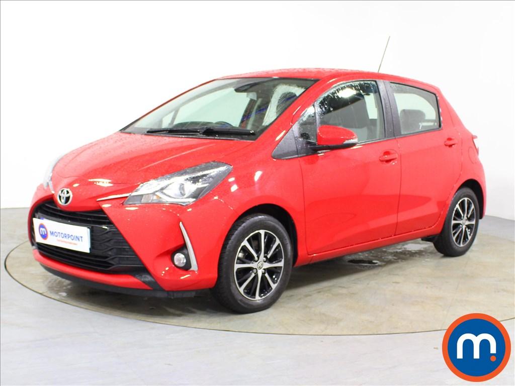 Toyota Yaris Icon Tech - Stock Number 1089967 Passenger side front corner