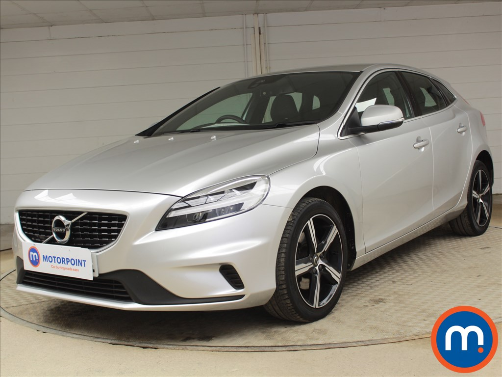 Volvo V40 R Design - Stock Number 1093874 Passenger side front corner