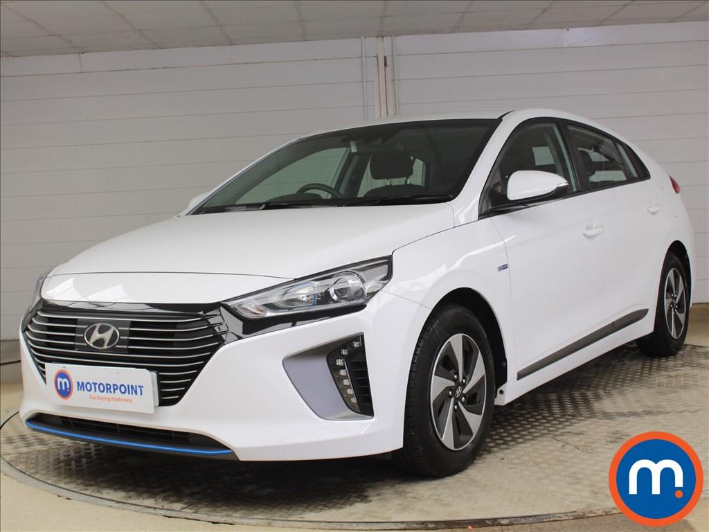 Hyundai Ioniq SE - Stock Number 1088025 Passenger side front corner