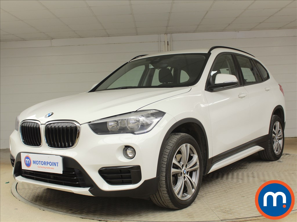 BMW X1 Sport - Stock Number 1093236 Passenger side front corner