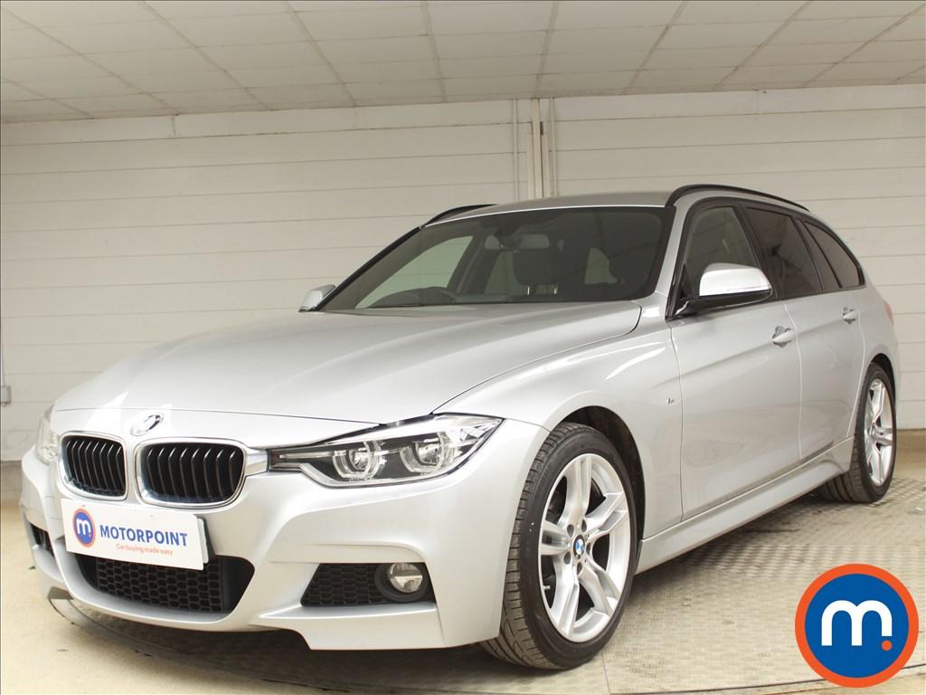BMW 3 Series M Sport - Stock Number 1083121 Passenger side front corner