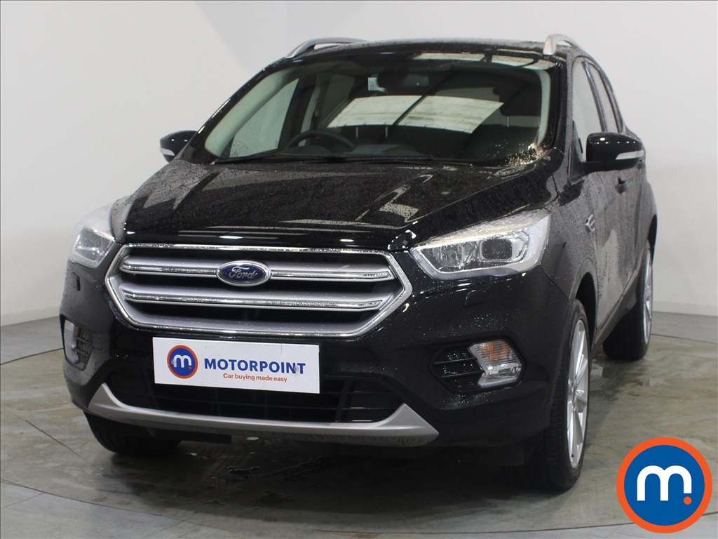 Ford Kuga Titanium X Edition - Stock Number 1089323 Passenger side front corner