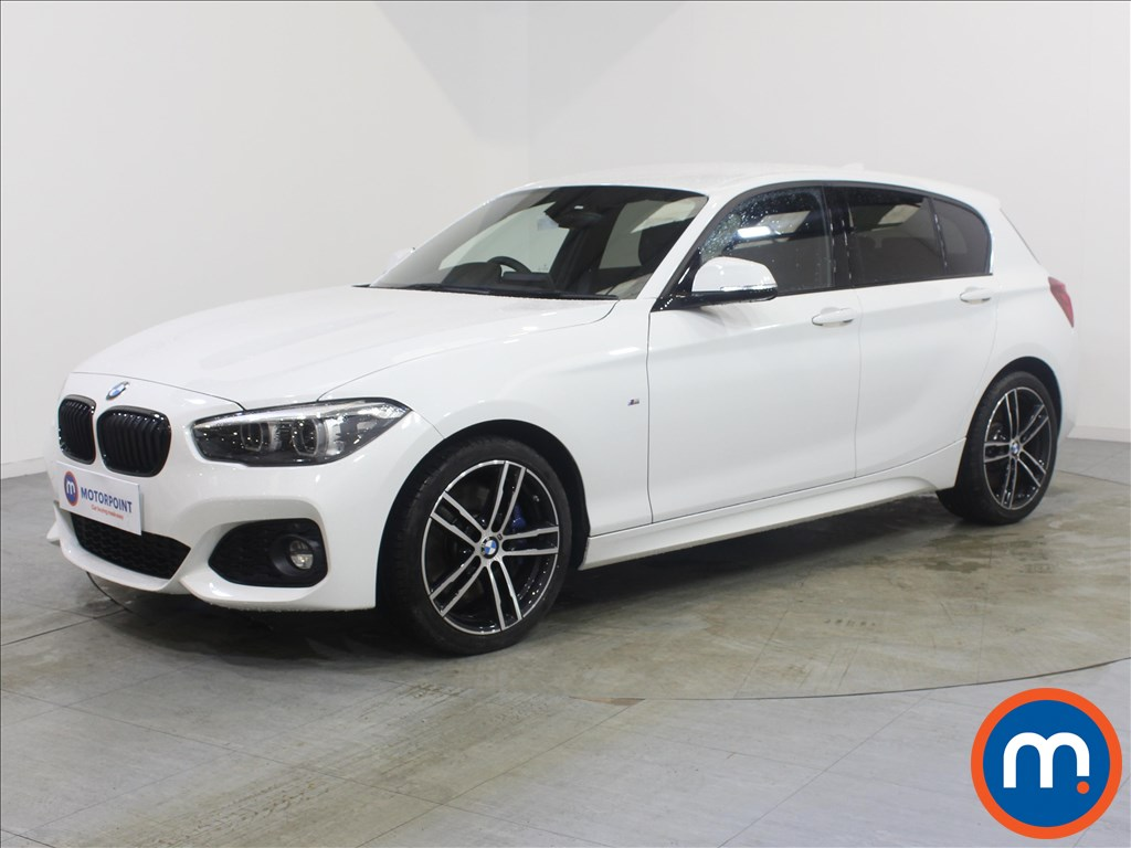 BMW 1 Series M Sport Shadow Edition - Stock Number 1088051 Passenger side front corner