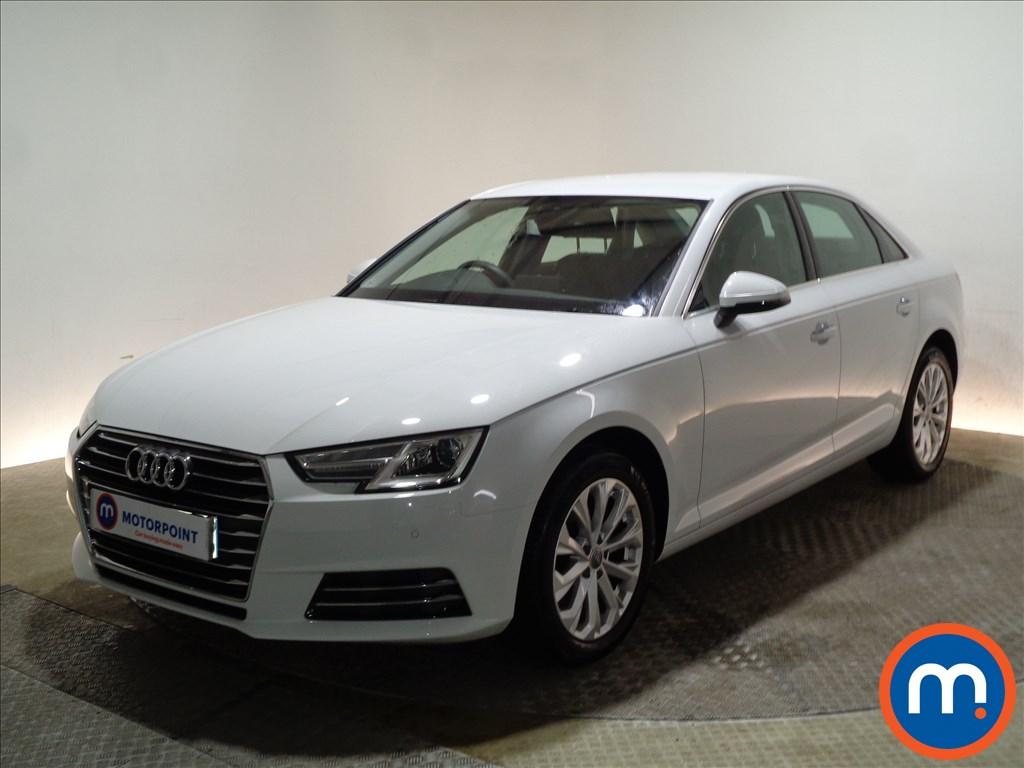 Audi A4 SE - Stock Number 1094349 Passenger side front corner