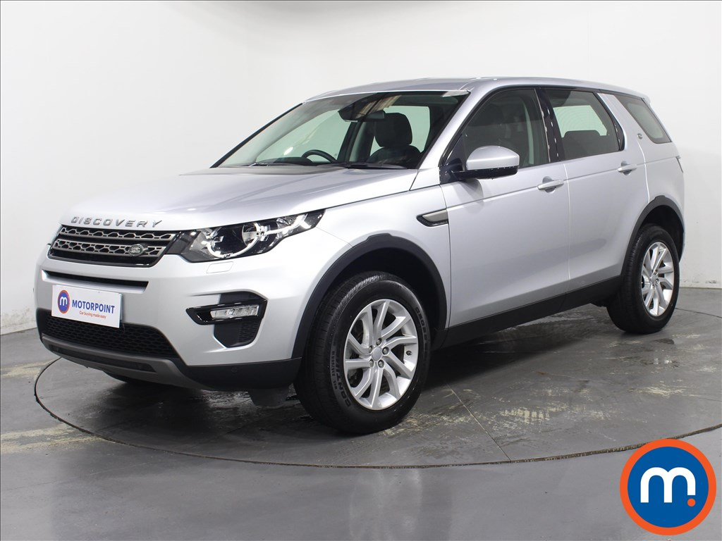 Land Rover Discovery Sport SE Tech - Stock Number 1084447 Passenger side front corner