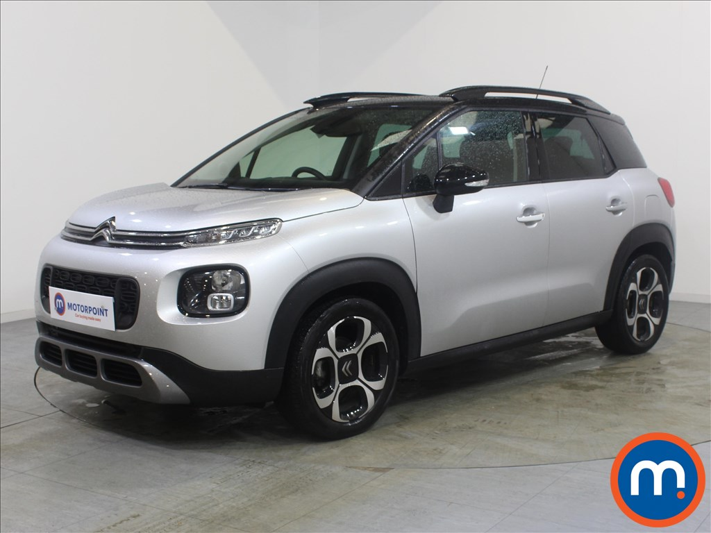 Citroen C3 Aircross Flair - Stock Number 1091553 Passenger side front corner