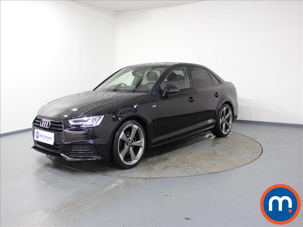Audi A4 Black Edition - Stock Number 1093331 Passenger side front corner