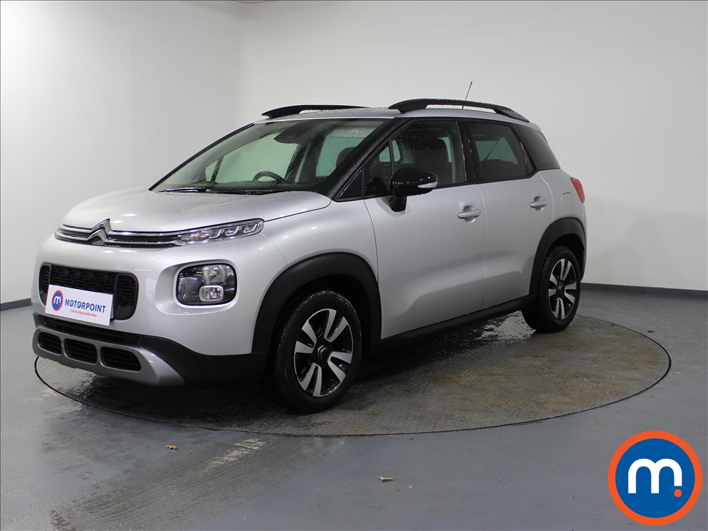 Citroen C3 Aircross Feel - Stock Number 1094427 Passenger side front corner