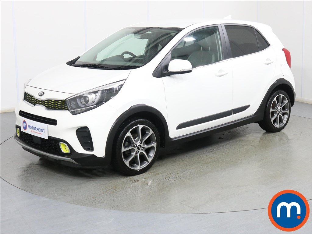 KIA Picanto X-Line - Stock Number 1094137 Passenger side front corner