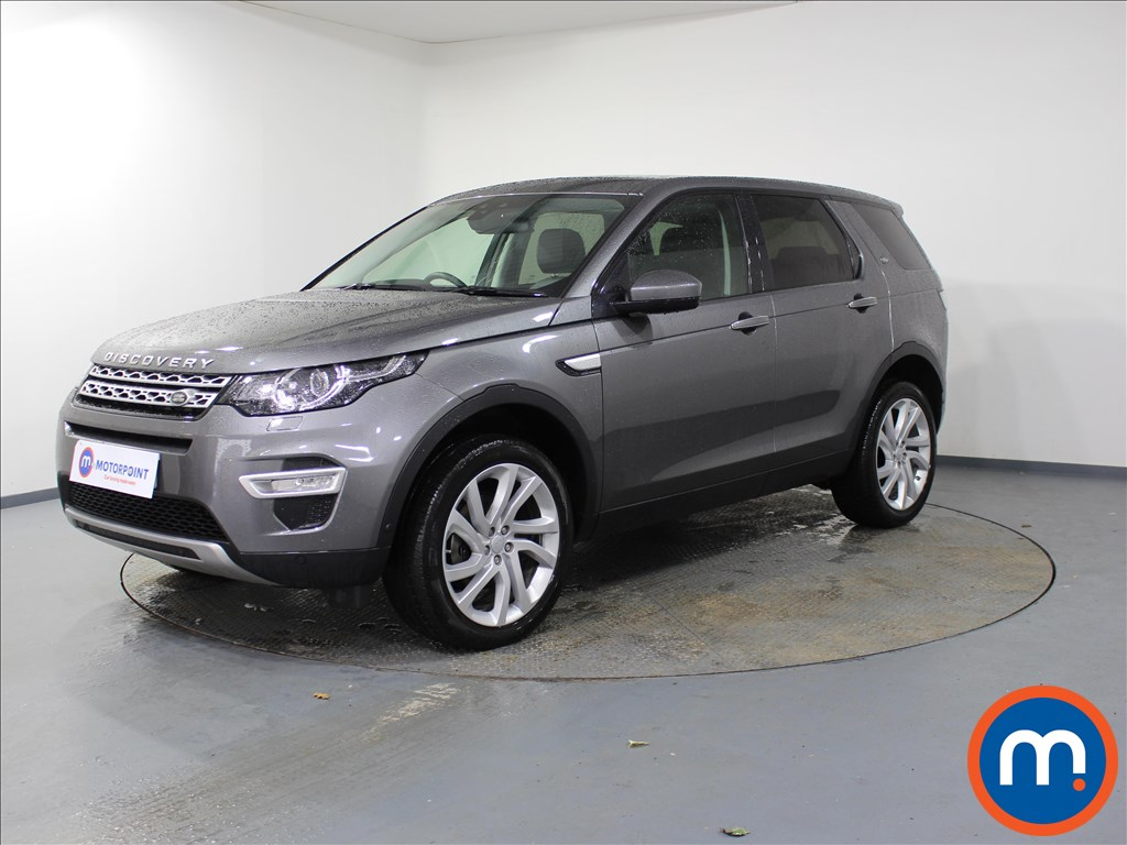 Land Rover Discovery Sport HSE Luxury - Stock Number 1086200 Passenger side front corner