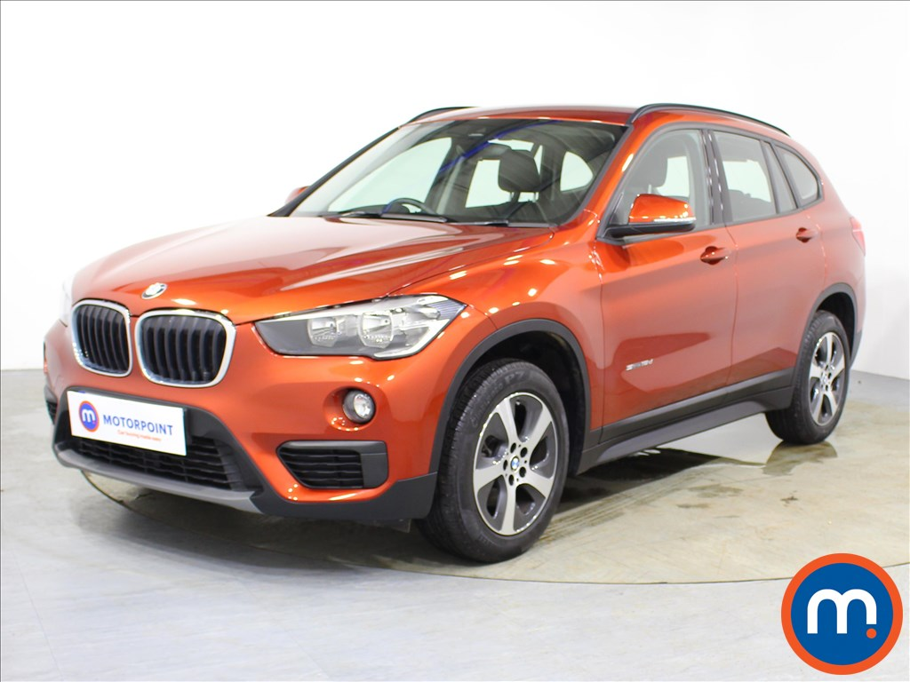 BMW X1 SE - Stock Number 1089080 Passenger side front corner