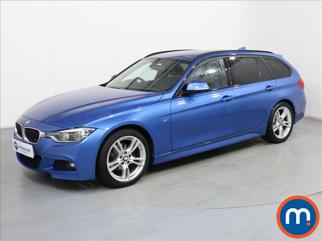BMW 3 Series M Sport - Stock Number 1093946 Passenger side front corner